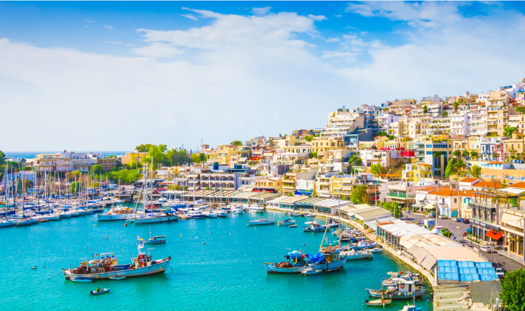 Greek house prices show strongest growth in 12 years