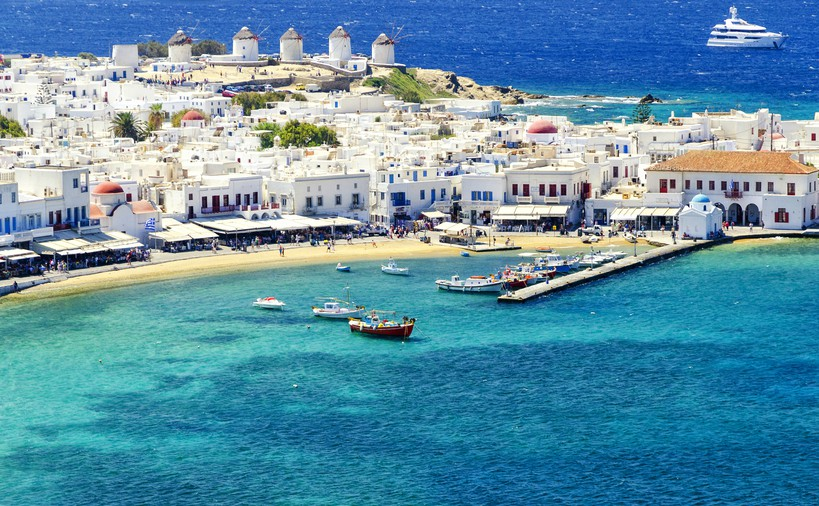 Your guide to the north-east Cyclades