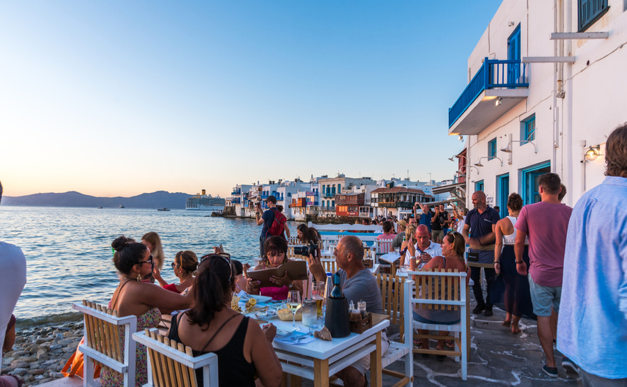 What are the best things about living in Greece?