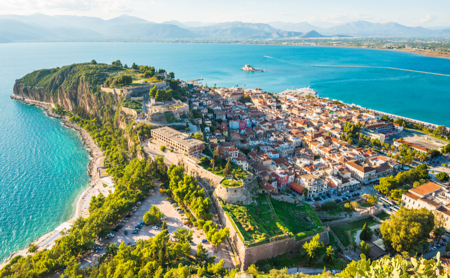 Looking where to buy in Greece? Nafplion in the Peloponnese is one of the property hotspots of the region.