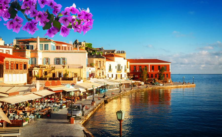 area guide Crete