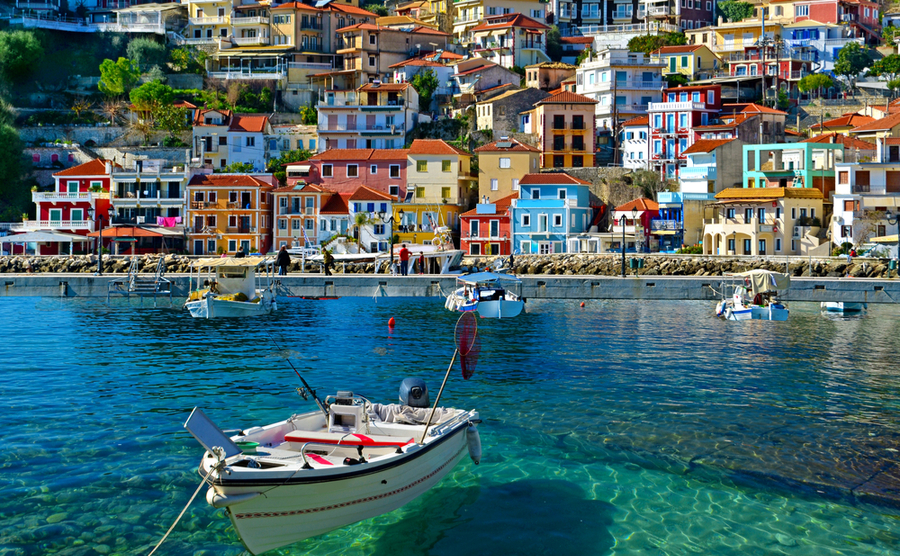The Ionian islands have a distinct Italian influence in their architecture and culture, making them a popular choice for those deciding where to buy in Greece.