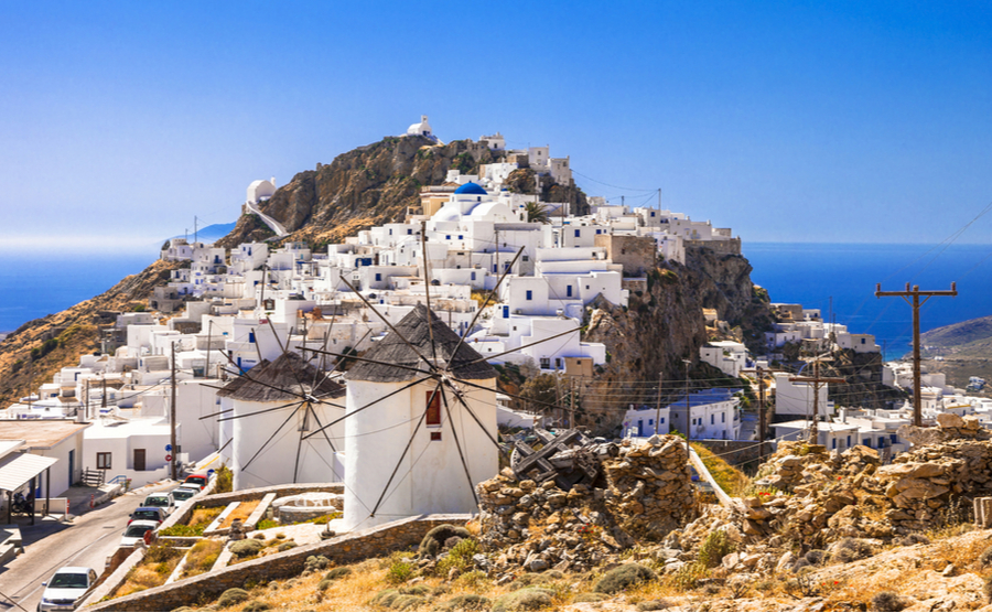The Minor and Western Cyclades offer a quieter, more authentic place to buy a home than Santorini or Mykonos.