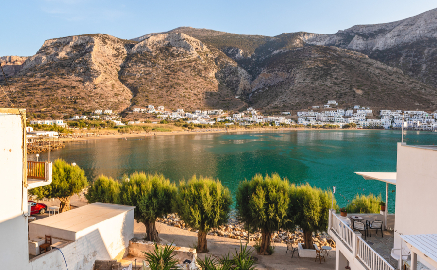 Sifnos is the perfect place for foodies.
