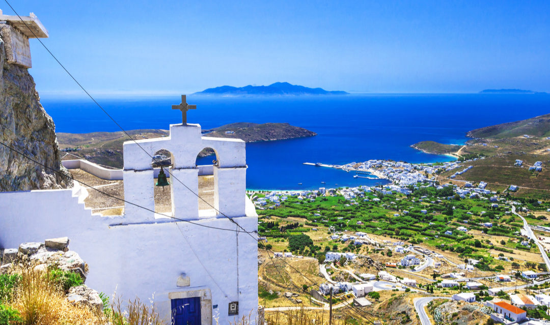 Home-hunting off the beaten track in the Cyclades