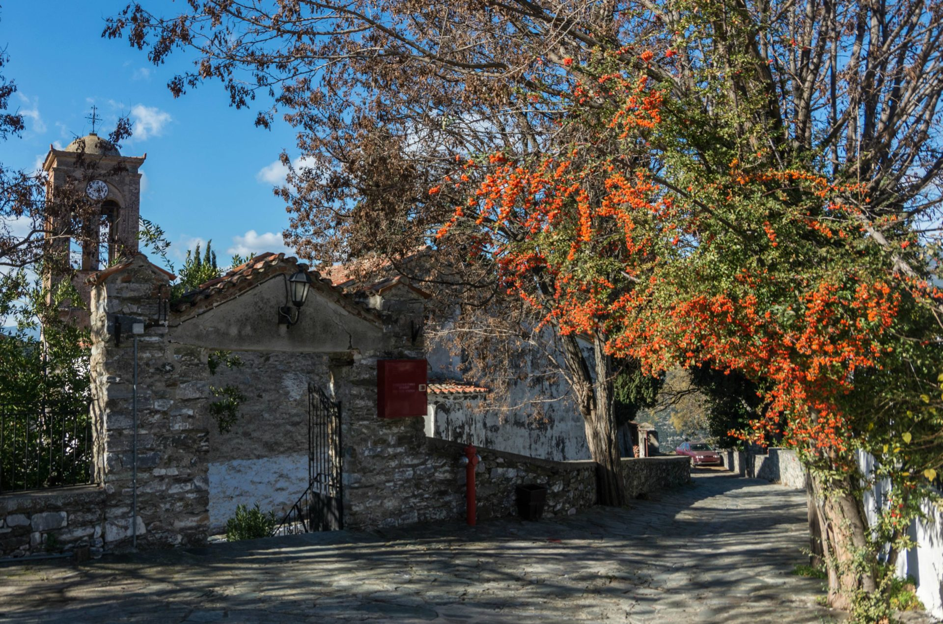 Ampelakia has some of the cheapest homes in Greece in the central region