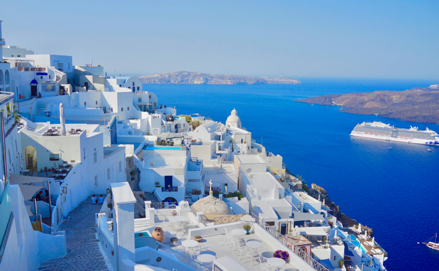 If you choose to manage a property in Greece yourself, make sure that every guests feels like the first guest.