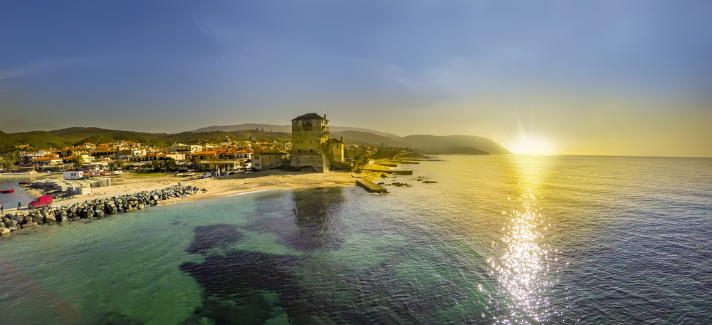 New flights to Greece and better airports