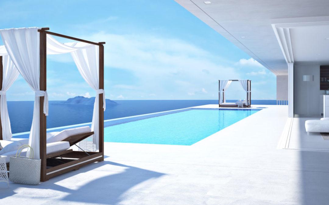 The luxury property market in Greece