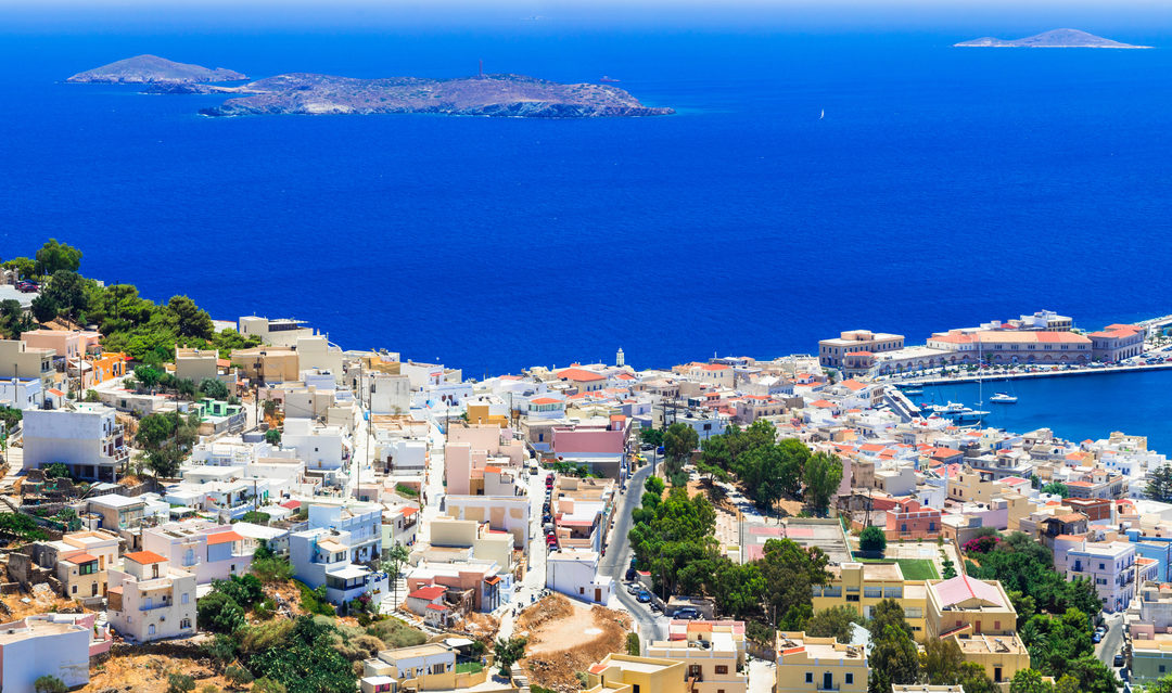 5 Greek islands with a buzz all year-round