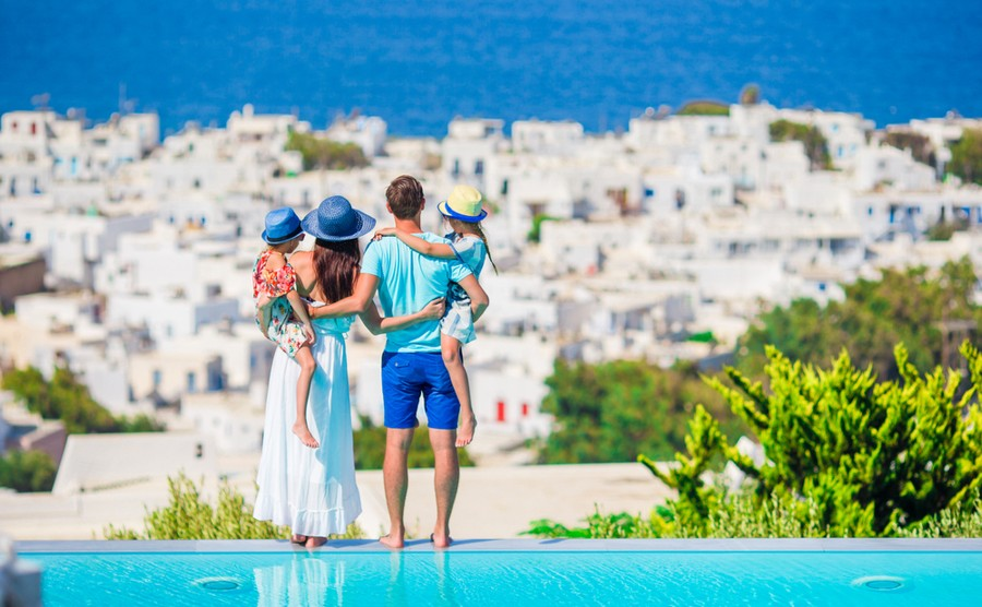 Why Greece is a safe place to live