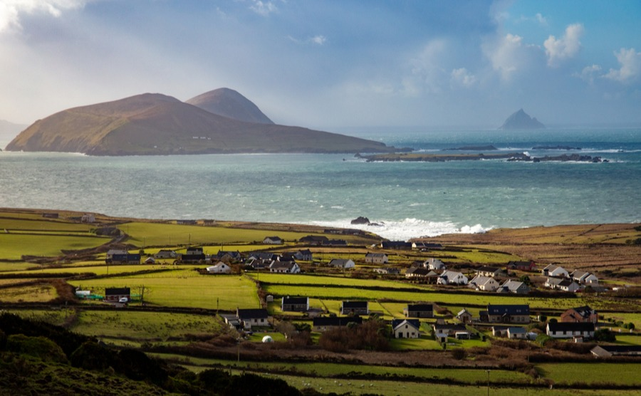 The Dingle Peninsula is a fantastic place to buy a second home in Ireland.