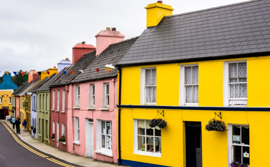 Consider all the additional costs of buying a home in Ireland when drawing up your budget. CA Irene Lorenz / Shutterstock.com