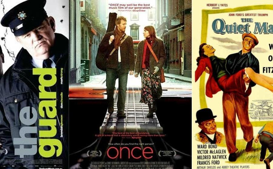 The ten best films about Ireland
