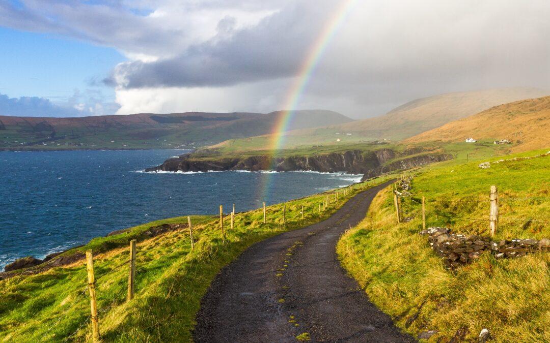 Ireland's stunning seaside towns