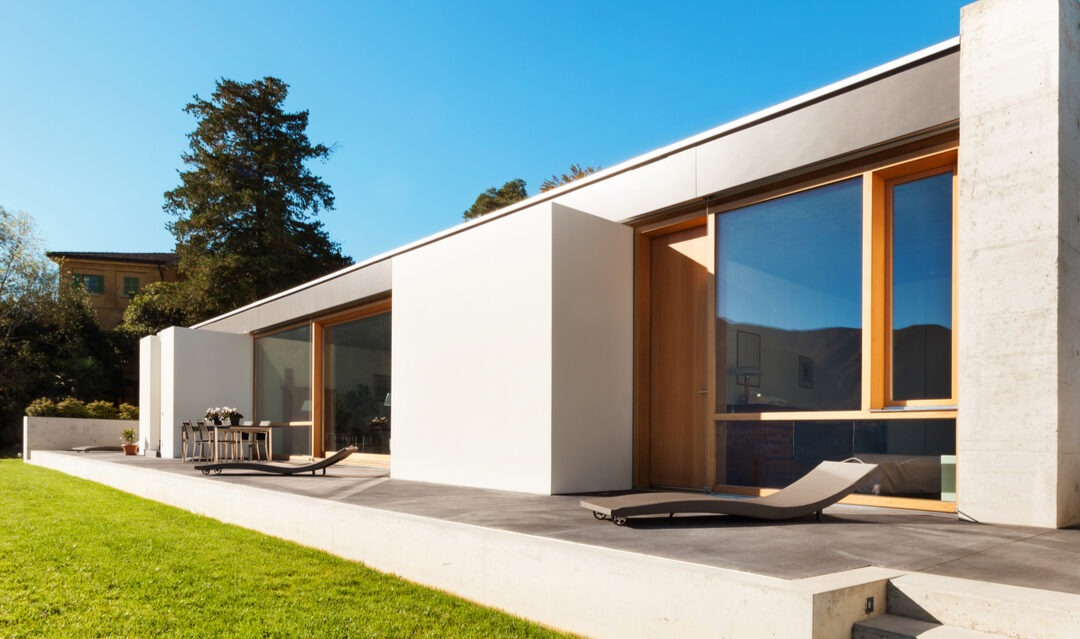 Building your own home, part 2: getting an architect and planning permission