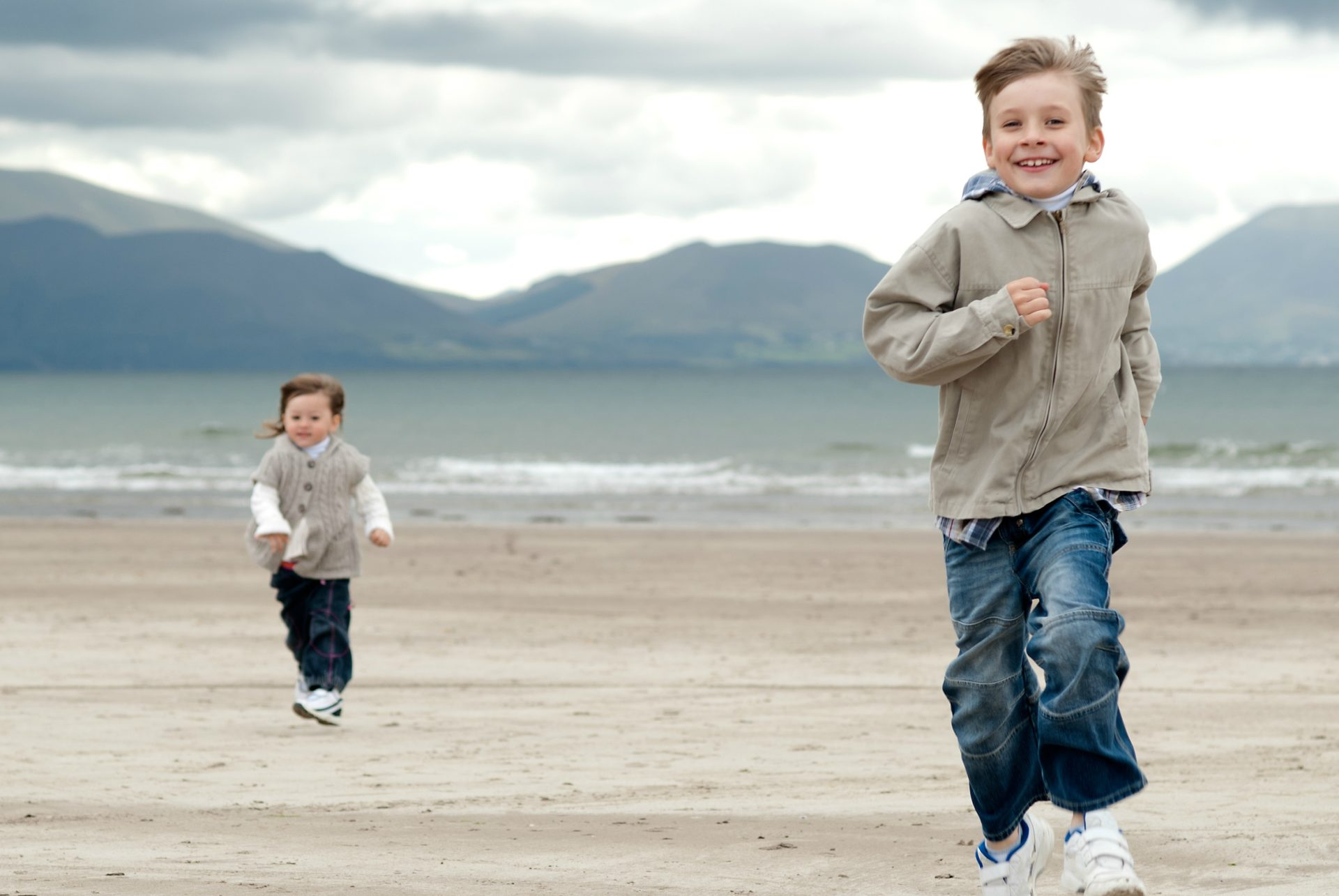 Make the move to Ireland with your children and watch them enjoy the country's wonderful outdoor lifestyle