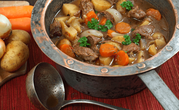 Living-Irish Stew