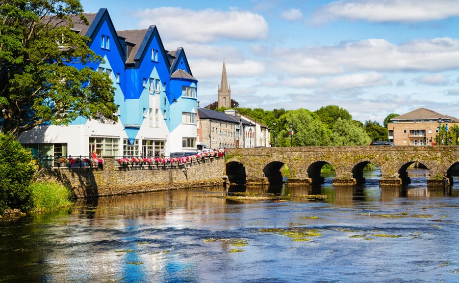 Sligo is one of the best places to buy a house in Ireland if you like the outdoors.