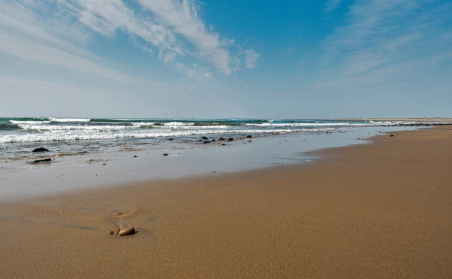Strandhill is the place to go for expansive, uncrowded beaches.