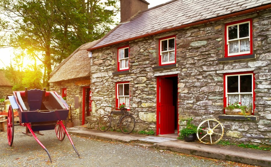 How to get a building survey done in Ireland?