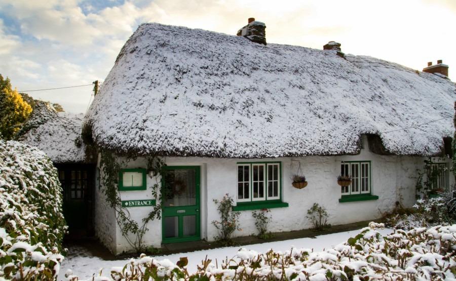 Buying an Irish home in winter