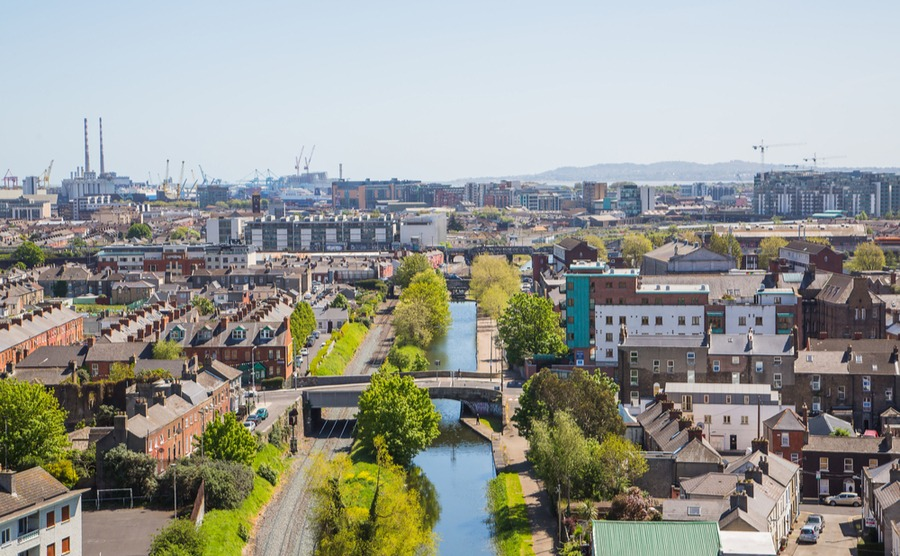 Dublin's tech boom is attracting more and more overseas buyers every year.