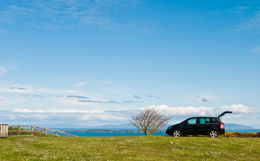 Getting an Irish driver's licence is quite a simple process. Luis Santos / Shutterstock.com Medium