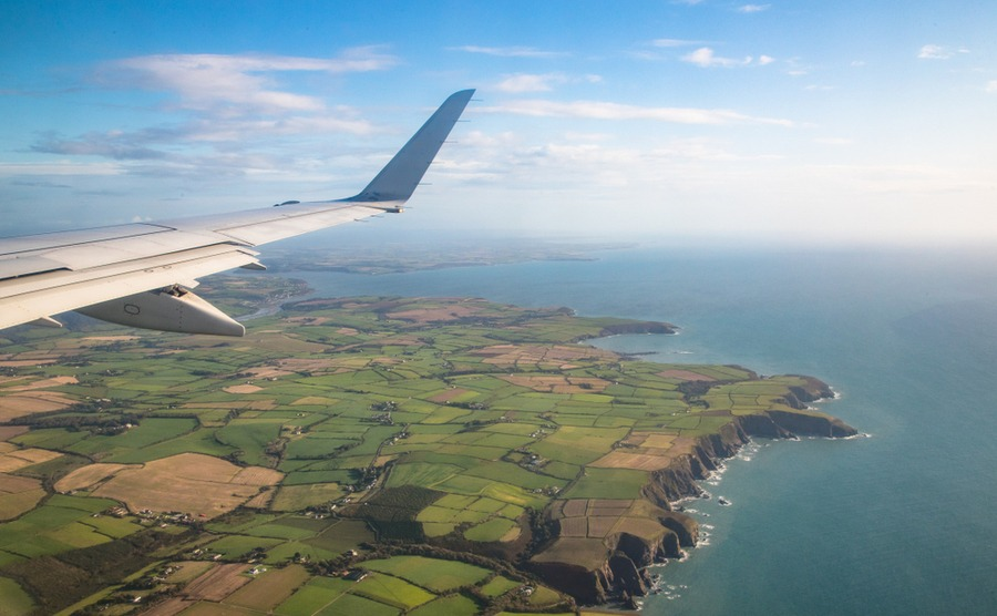 What's the latest on travelling to Ireland?