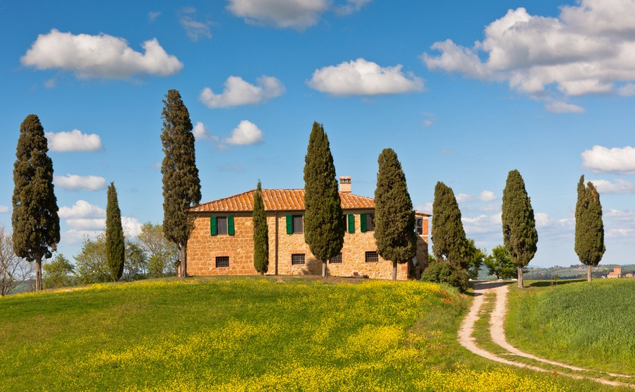 Affordable homes are another reason to move to Italy