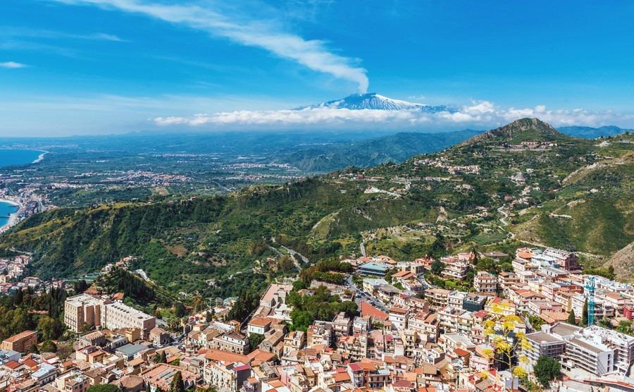 Sicily hosts world leaders