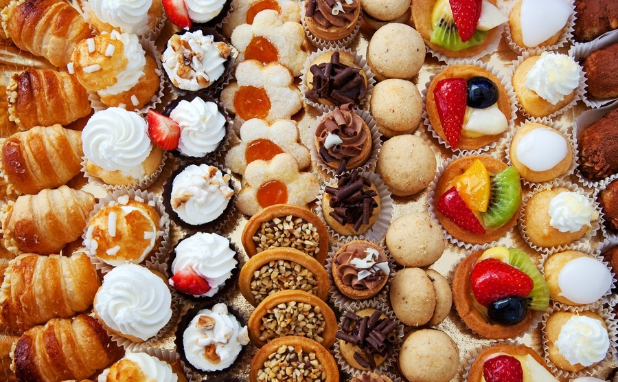 background-of-pastry
