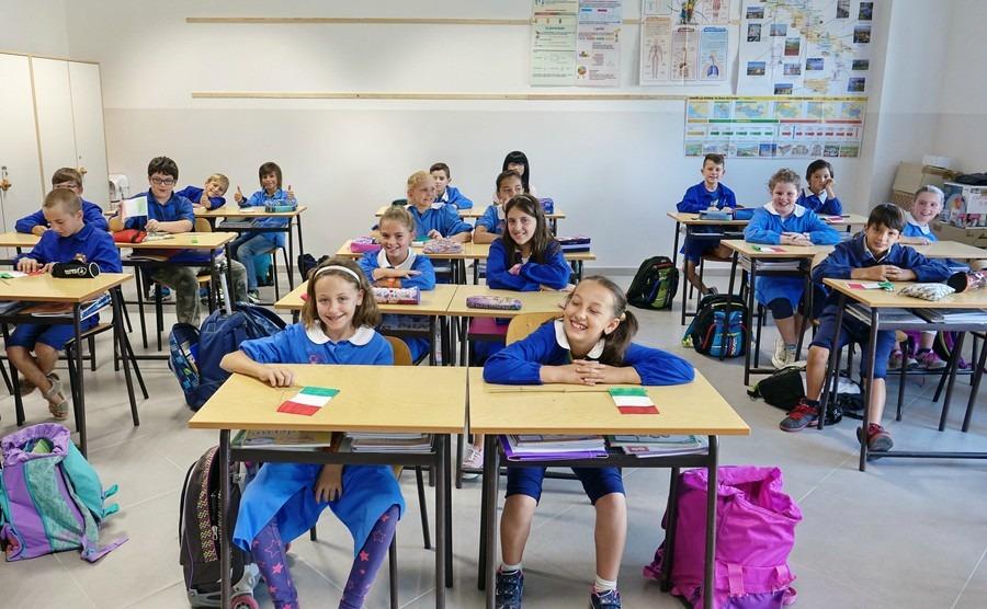 Schooling in Italy