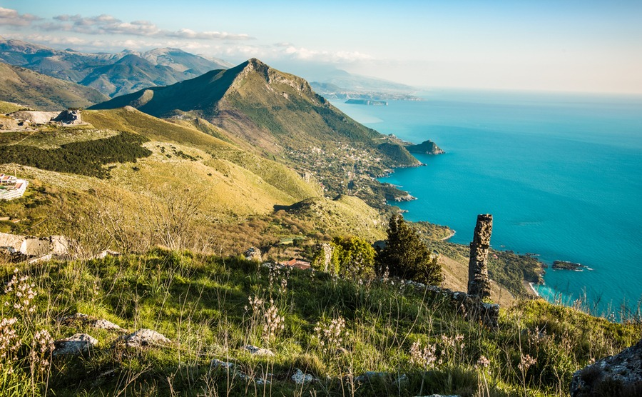 The route will then pass along the coastal region of Basilicata.