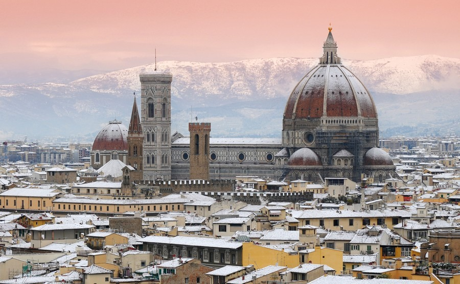 Italian Florence: Living In Italy In The Winter