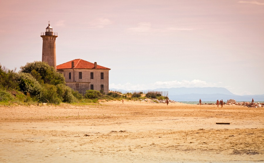 Bibione is a great place to buy a home in the Veneto if you want a beach lifestyle.