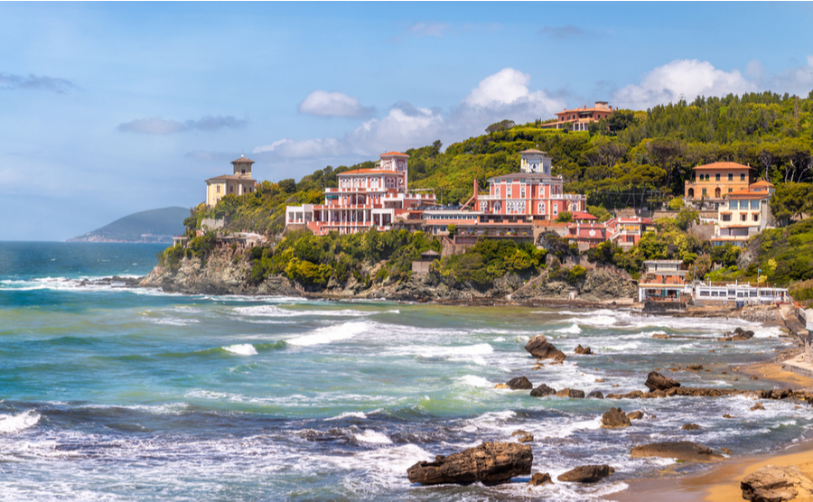 7 Seaside villages in Tuscany