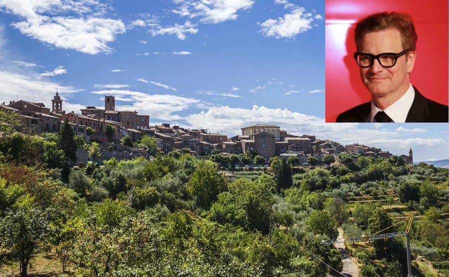 Colin Firth gets Italian citizenship