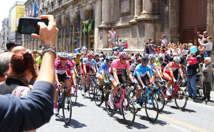 Discover Italy with the Giro d'Italia