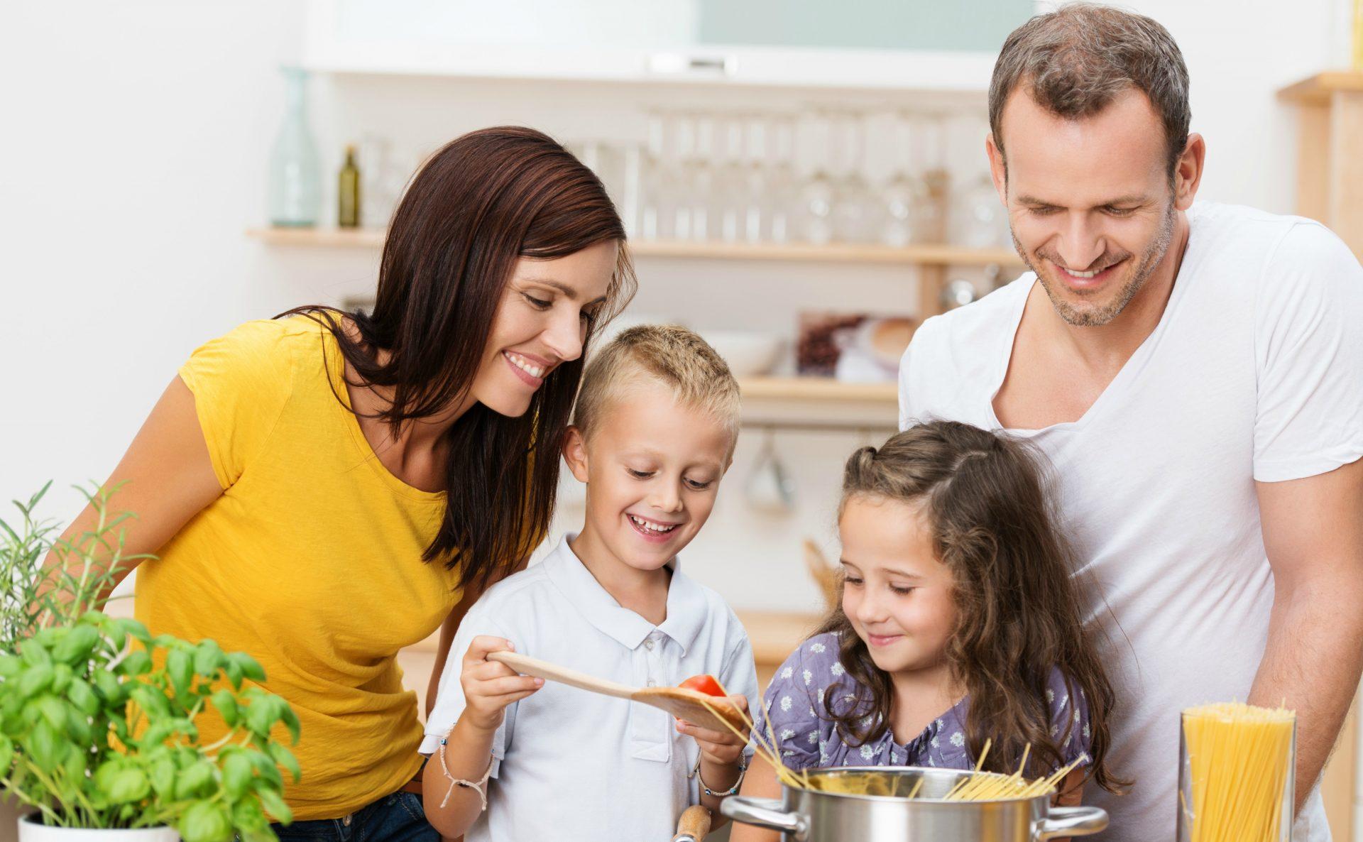 kochen fГјr die familie
