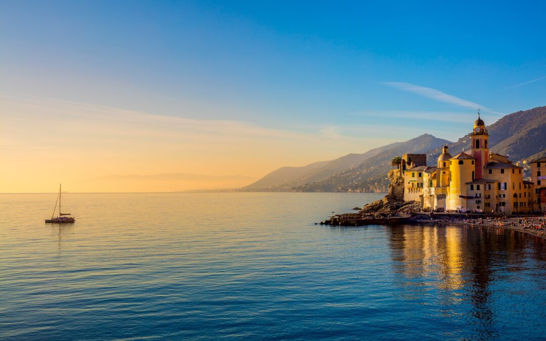 Blue Flag beaches and stylish harbour towns – fancy a slice of Liguria?