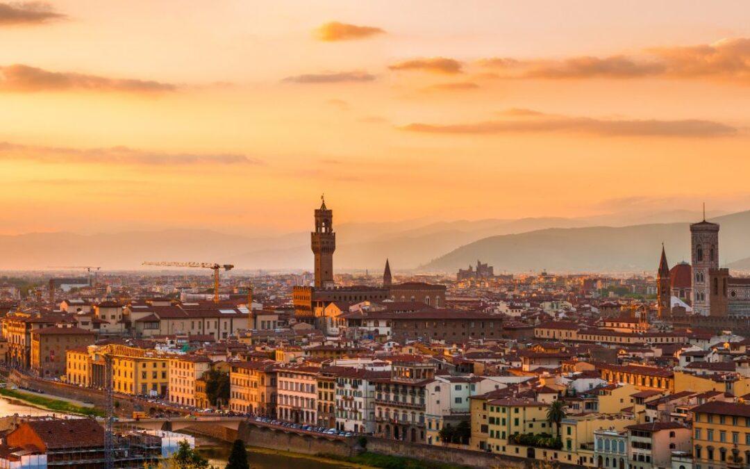 The festive shopping treats of Italy