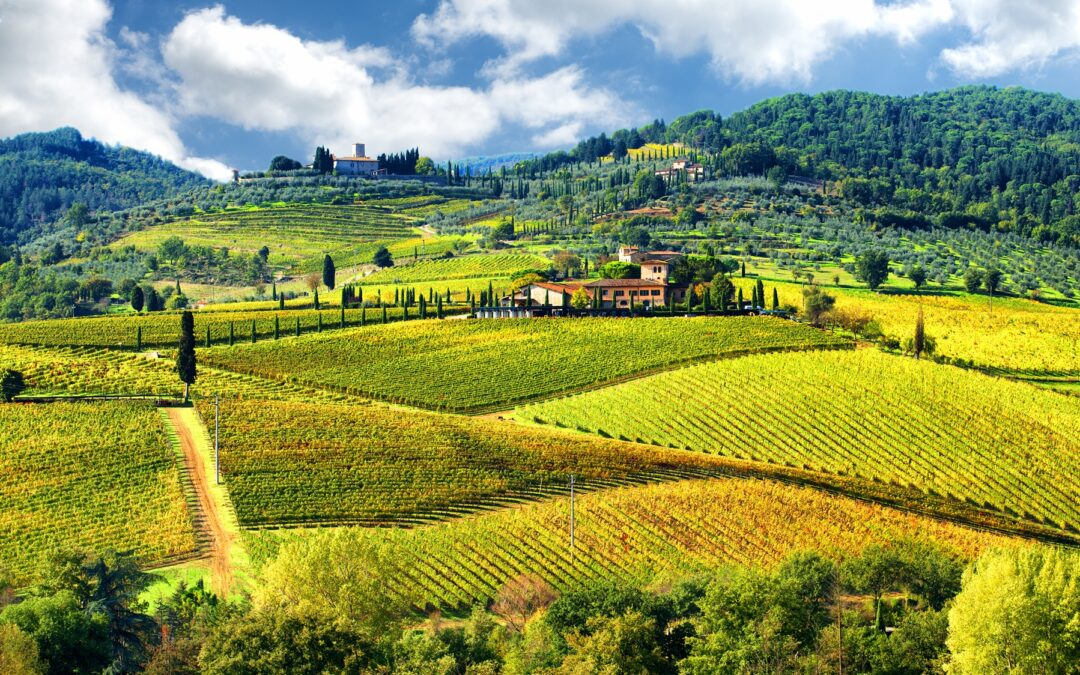 Could you run a rural tourist business in Italy?