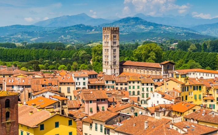 ITaly - Lucca
