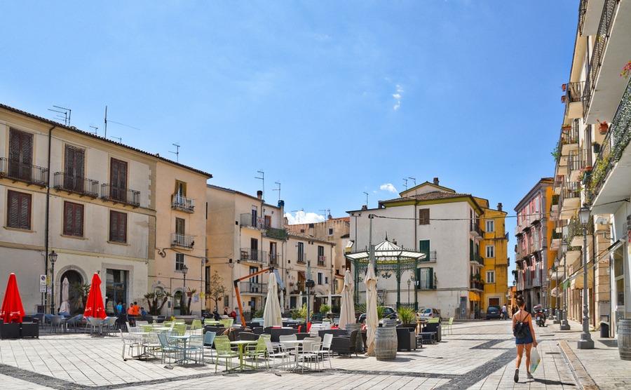The beautiful town of Isernia, Giambattista Lazazzera / Shutterstock.com