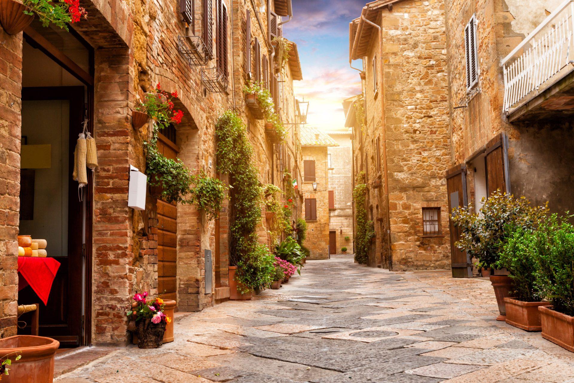 ITALY Street Sign Italian flag city country road wall gift BOLOGNA