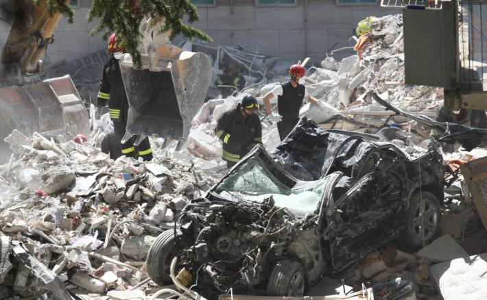 Italy - Earthquake