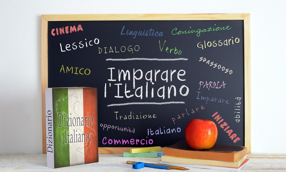 Italy - Living - Language