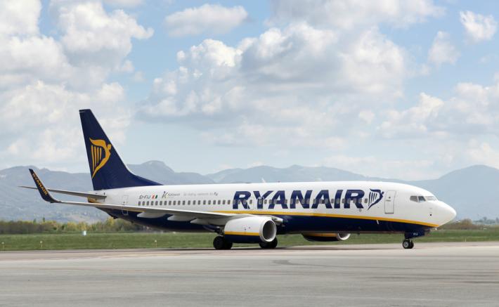 Italy-Ryanair