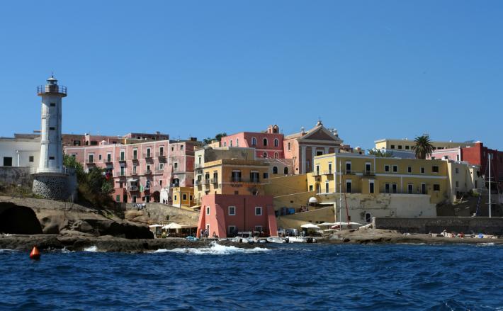 Italy-ventotene-island